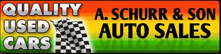A. Schurr & Son Auto Sales