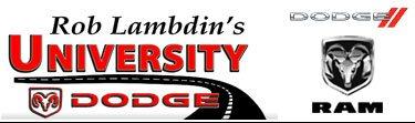 Rob Lambdins University Dodge