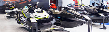 New Jet Ski Dealerships